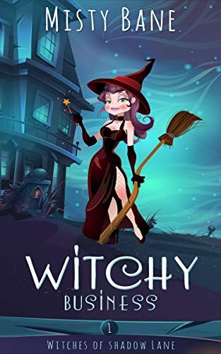 Witchy Business Witches Of Shadow Lane Paranormal Cozy M Https Www Amazon Com Dp B07vpp545x Ref Cm Sw In 2020 Cozy Mystery Books Cozy Mystery Book Cozy Mysteries
