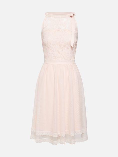 VILA Kleid 'Vizinna' in pfirsich bei ABOUT YOU bestellen