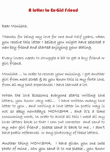 Thank You Letter For Your Girlfriend from i.pinimg.com