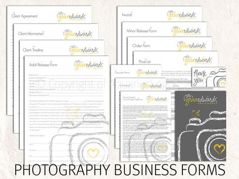 8 best Photography Forms images on Pinterest Templates, Lyrics - video release forms