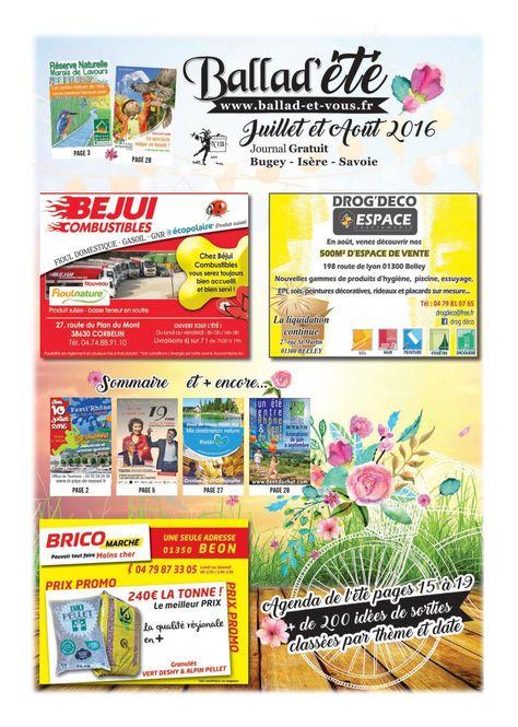 Ballad\u0027Ain_Savoie_Mai 2017 Pinterest