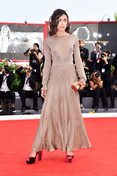 Ludovica Frasca - Every Must-See Gown From the Venice Film Festival 2017 - Photos