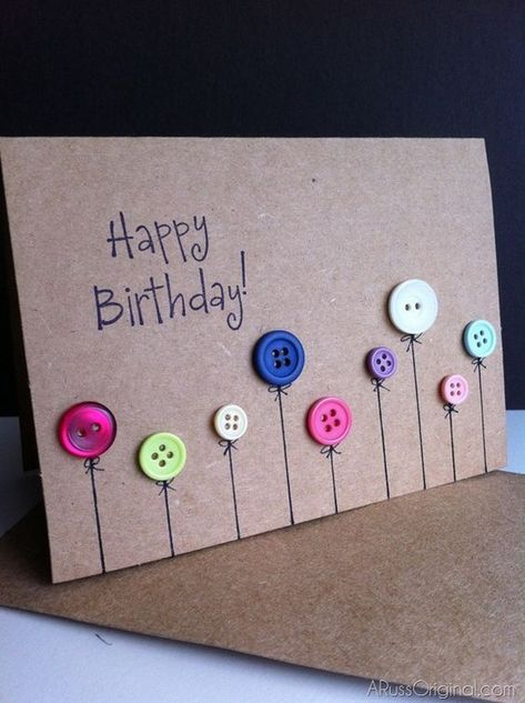 DIY Birthday Card Ideas #diy #funny #fordad #homemade #forfriends