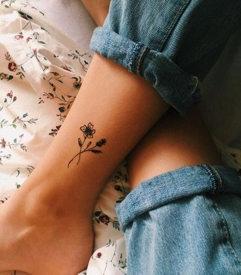 Excellent tiny tattoos for girls are available on our web pages. Read more and you will not be sorry you did. #tinytattoosforgirls