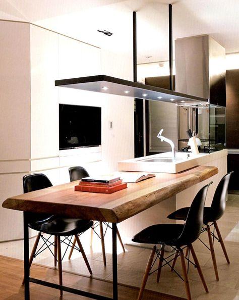 1401 best Küchen \/\/ Design images on Pinterest Kitchen modern - wandverkleidung für küchen