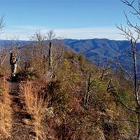 HikeTours with Bryson City Outdoors