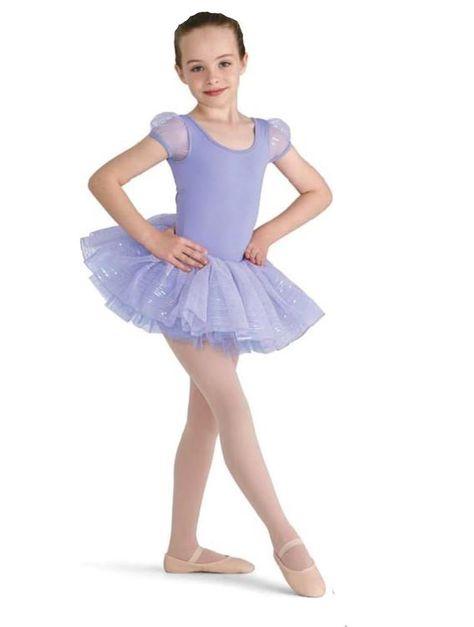 NWT TANK SYLE GIRLS BALLET DANCE DRESS 2 COLORS ROSETTE