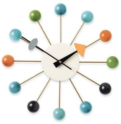 Nelsontm Ball Clock Nelson Ball Clock Wall Clock Modern Contemporary Wall Clock