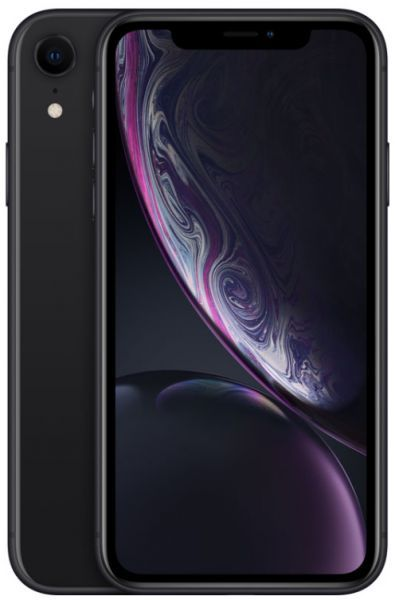 Apple Iphone Xr With Face Time 64gb 4g Lte Black Souq Egypt Apple Iphone Iphone Smartphone
