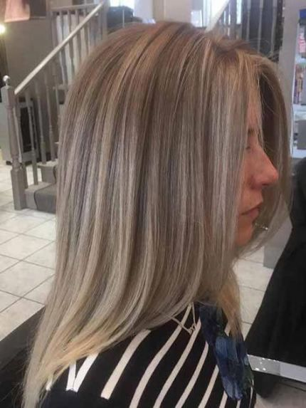 Hair Highlights Diy Balayage Light Browns 40 Ideas Hair Diy