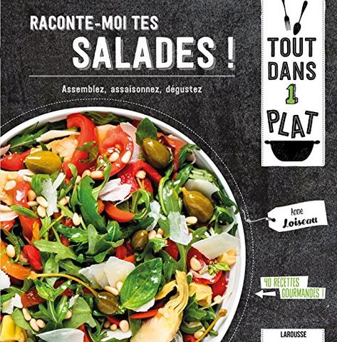 Telecharger Raconte Moi Tes Salades Pdf Par Anne Loiseau Telecharger Votre Fichier Ebook Maintenant Pdf Food Ebooks Online