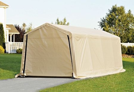 Invest In A Portable Garage Today Portable Garage Garage Canopies Temporary Carport