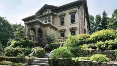 1871 Greymoor House For Sale In Salem Massachusetts Captivating Houses Chestnut Hill Mansions Acres For Sale
