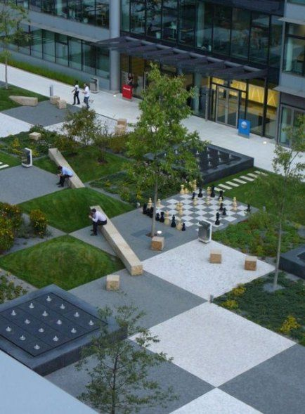 Super Landscaping Modern Park Ideas Landscaping Landshaftnaya Arhitektura Arhitektura Landshaft