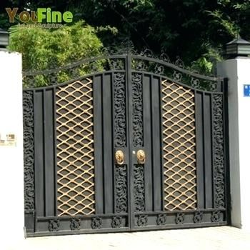 Fromthearmchair Awesome Steel Gate Design For Home Iron Gate Design Steel Gate Design Front Gate Design
