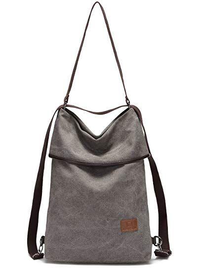 Travistar Canvas Tasche Damen Rucksack Handtasche Damen Vintage Umhangentasche Anti Diebstahl Tasche Hobo Tasc Taschen Damen Handtasche Vintage Schultertasche