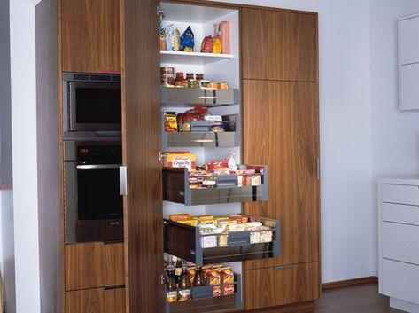 Armoire De Rangement Des Provisions Meuble De Cuisine Ikea