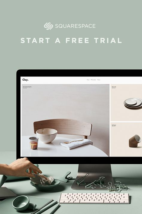 Squarespace powers millions of websites across hundreds of industries for people just like you. Our award-winning templates are the most beautiful way to present your ideas online. Stand out with a professional website, portfolio, or online store.