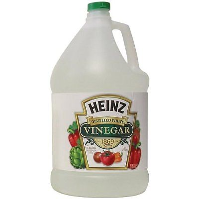 Can you use distilled white vinegar for a yeast infection