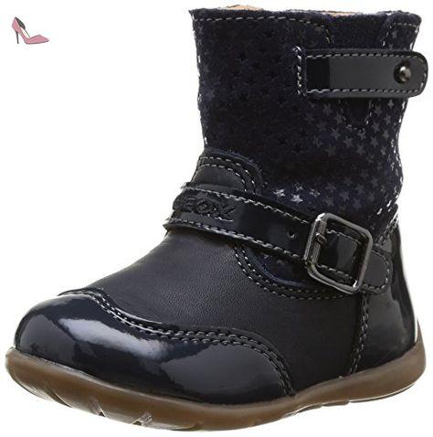 U Box J, Sneakers Hautes Homme, Bleu (DK Coffee/Navy), 43 EUGeox