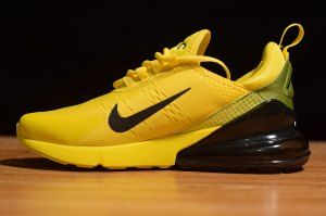 Nike Air Max 270 Fifa World Cup Russia 2018 Lemon Yellow