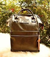 Blossom Backpack - Black This backpack is extremely versatile as a school bag, .