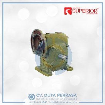 Superior Transmission Worm Gear Box Wpds Series Duta Perkasa Brands Superior Transmission Type Wpds Series Sizes 50 60 70 80 100 1 Surabaya Produk