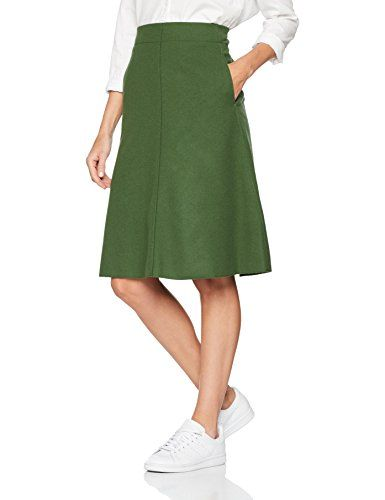 besondere Auswahl an viele möglichkeiten kommt an Marc O'Polo Damen Rock 709045120057 Grün (Green Meadow 465 ...