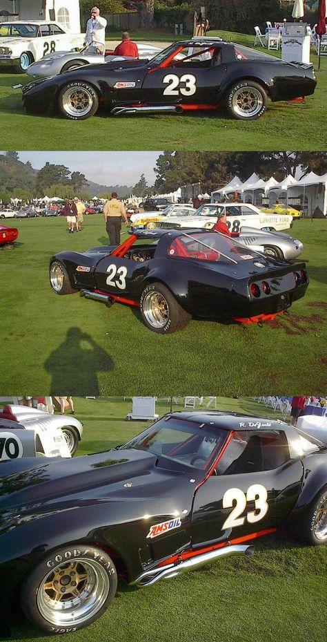 1978 Chevrolet Corvette Scca Trans Am Imsa Race Car Chevrolet Corvette Corvette Race Car Corvette
