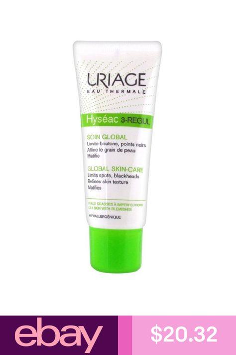 Soin Global Hyseac 40ml 3 Regul Peaux Grasses A Imperfections Uriage Produits De Beaute Produits De Soins De La Peau Peau