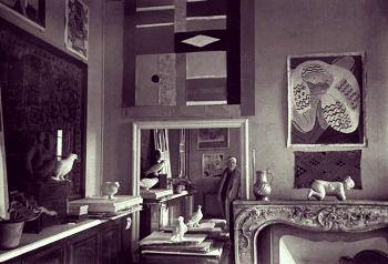 Portrait Of Henri Matisse At His Home Villa Le Reve Vence February 1944 By Henri Cartier Bresson Magnum Photos Courtesy Fondation Henri Cartier Bresso