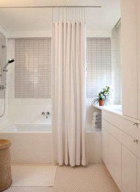 Shower Curtain Chains Bathroom Shower Curtains Modern Shower