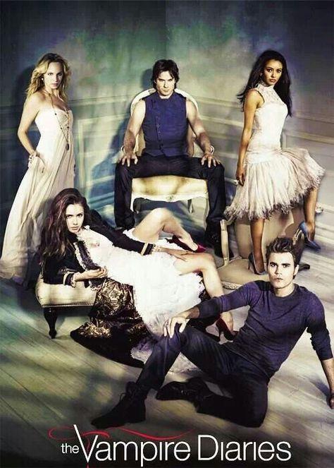 The Vampire Diaries Season 4 Promo Vampire Diaries Season 5