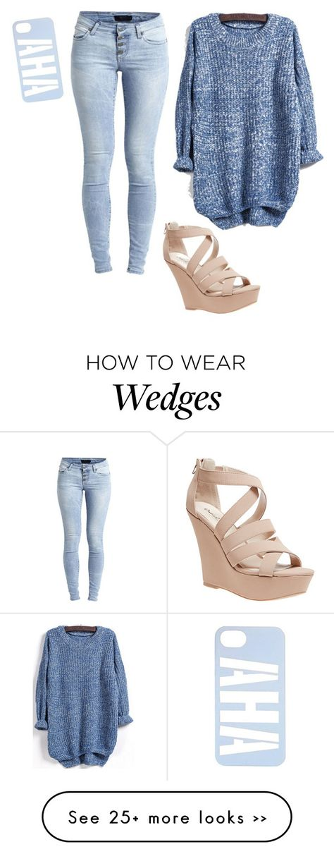 """""""Fall festival outfitt✌️"""" by elizabethnutt on Polyvore featuring Object Collectors Item and Wet Seal"""