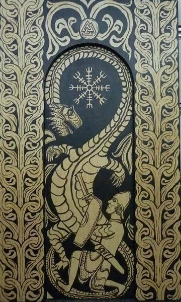 Image Result For Norse Art Viking Art Norse Celtic Art