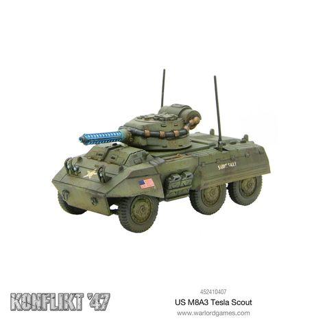 Warlord Games 452410803 Konflikt /'47 Soviet Mammoth Heavy Walker Weird War Mech