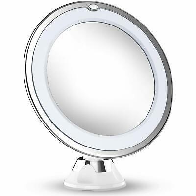 Details About Portatil Cosmetico Vanidad Espejo De Maquillaje Led
