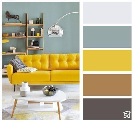 Farbbalance Wohnraum Mobel Farbideen Gelb Kitchengarden Gardenflowers Gardensbythebay Homedesign Bedro Yellow Living Room Living Room Red Brown Living Room