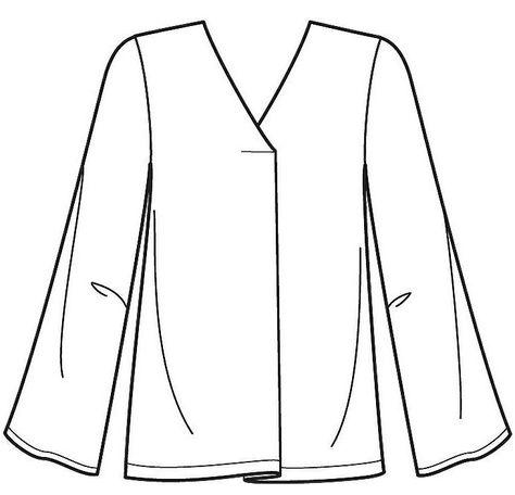 Выкройка на заказ по индивидуальным размерам трансфер для ткани купить