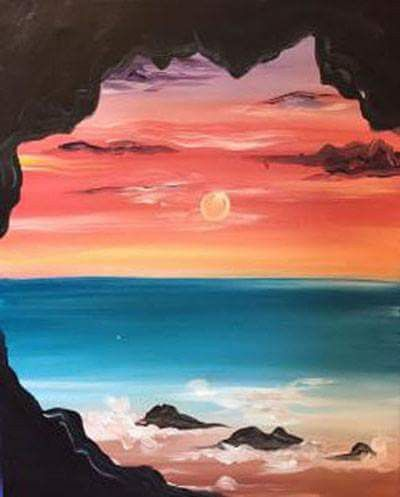 Pin By Deb Tamburro On Painting Nature Art Painting Amazing Art Painting Painting Art Projects