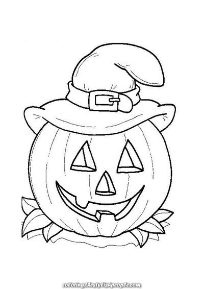 Free Halloween Coloring Pages Printable for Keeping Kids Entertained!   566x400