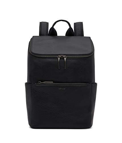 10 Best Women S Backpacks For Work That Are Sophisticated And Smart Backpackies Matt And Nat Backpack Matt Nat Vegan Leather Bag