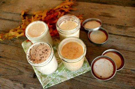 The Ultimate Guide to DIY Vegan Coffee Creamers!!!
