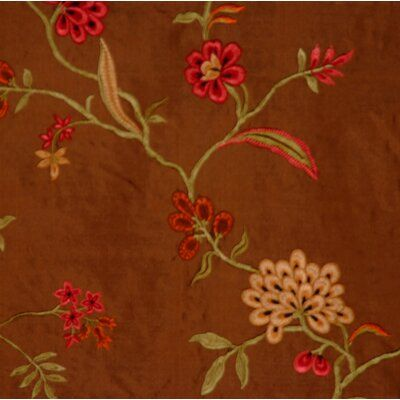 Rm Coco Allure Floral Foliage Fabric Floral Drapery Fabric Rm Coco Contemporary Drapery Fabric