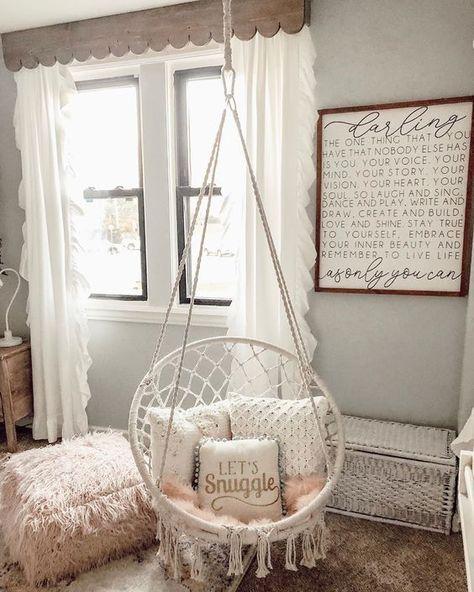 Ideas para poner hamacas en el interior de la casa