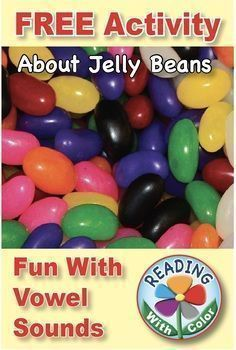 Jelly Bean Jokes : jelly, jokes, Sample, Phonics, Bingo, About, Jelly, Beans:, Learn, Vowel, Sounds, Funny, Quotes,, Funny,, Beans