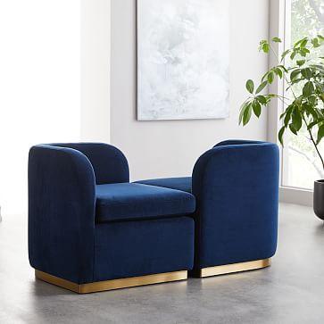 Roar Rabbit 8482 Tete A Tete Chair Living Room Chairs