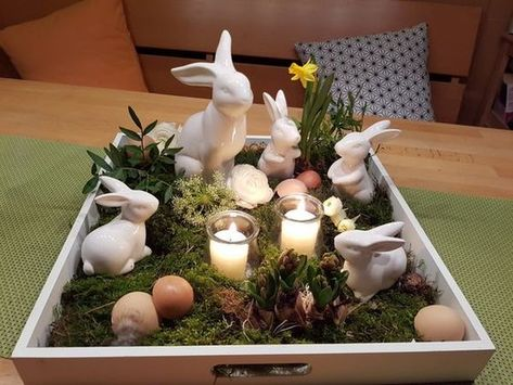 Decorations that do not bring spring sooner, but we decorate the Easter home - #bring #decorate #decorations #Easter #home #sooner #Spring #Table
