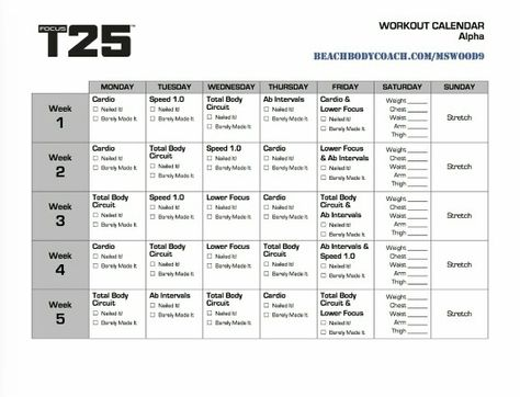 Focus T25 With optimal health often comes clarity of thought. Click now to visit my blog for your free fitness solutions!