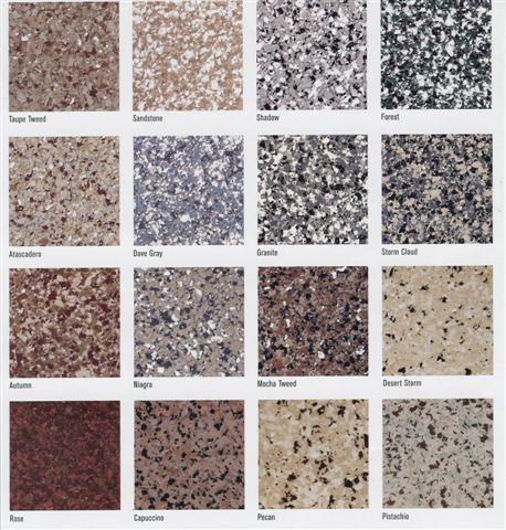 Floor Paint Colors Fair Grey White & Black Epoxy Garage Flooring  Google Search  Garage Design Inspiration